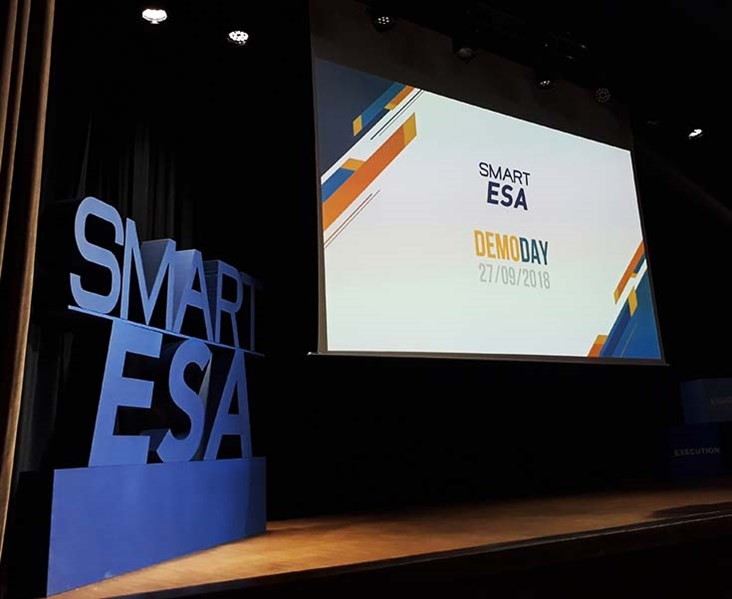 Meet the Startups from Smart ESA Demo Day