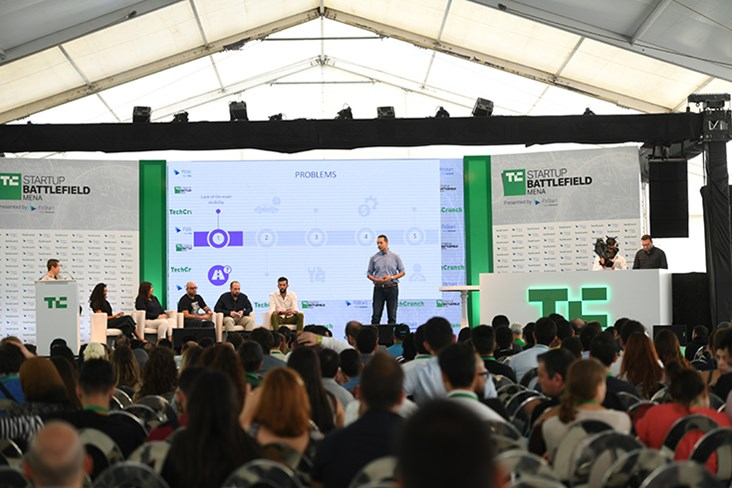 TechCrunch Startup Battlefield MENA Ends with a Bang!