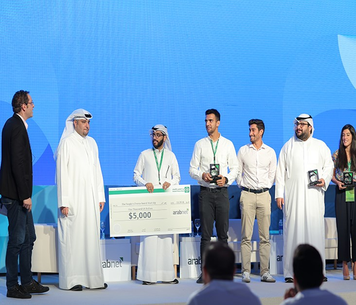 Meet the Winners of the Startup Battle Kuwait 2018