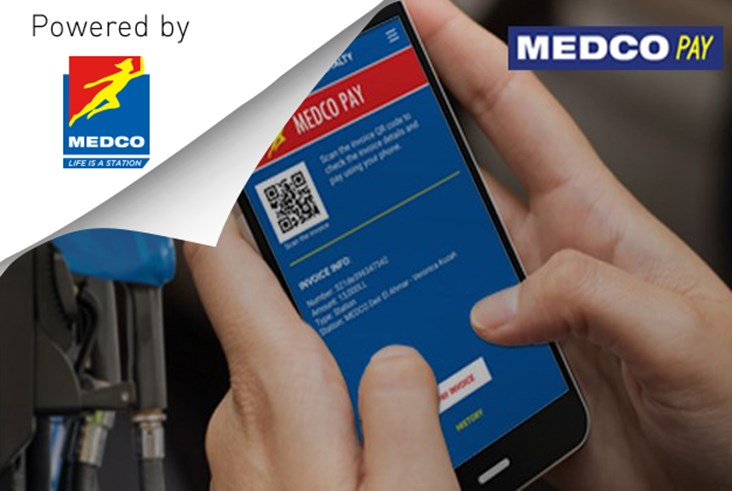 Pay with your Phone at MEDCO