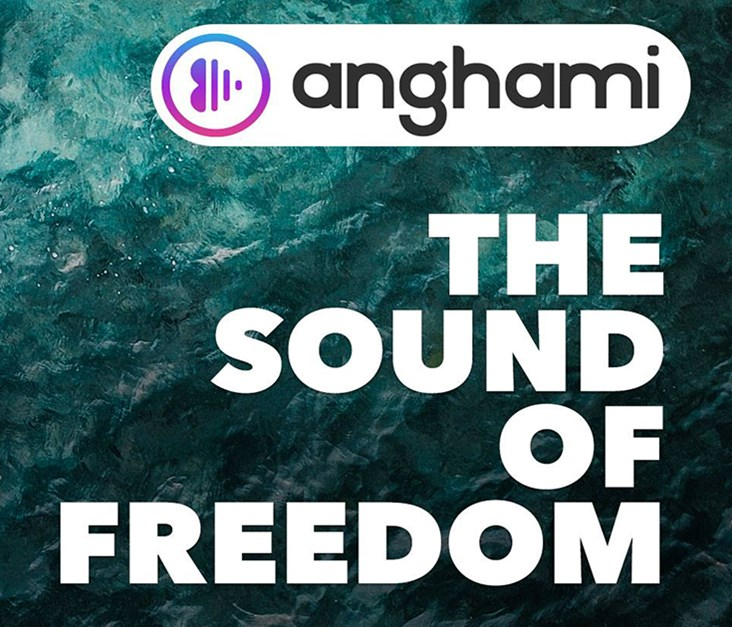 Anghami Brand Reinvented Following Its 6th Anniversary