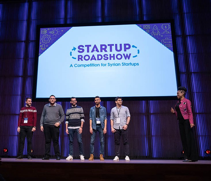 Shiffer Wins the Startup Roadshow Finals in Amsterdam