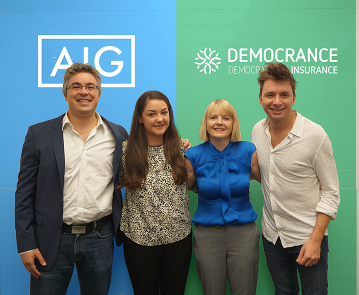 AIG MEA & Democrance Partner to Disrupt Traditional Insurance Landscape