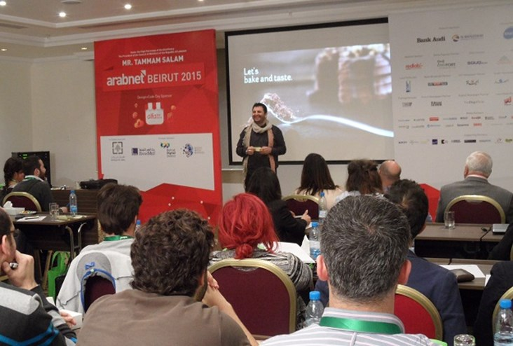 Arabnet | How to Bake Ideas from Scratch (Design+Code workshop)