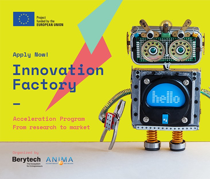 Berytech Launches Innovation Factory Technology Transfer Acceleration Program in Lebanon