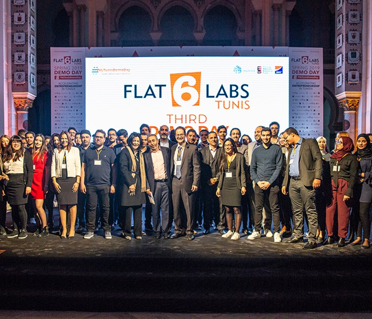 Flat6Labs Tunis Celebrates Innovation & Technology during Its 3rd Demo Day