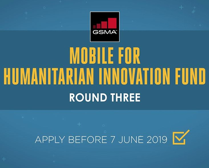 GSMA Opens Applications for Humanitarian Innovation Fund's 3rd Round