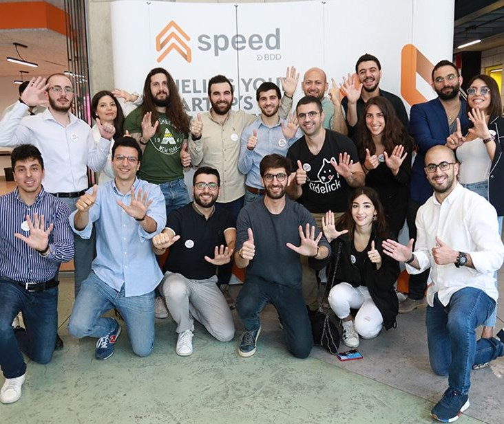 Speed Reveals 8 New Startups & Fundraising for Cycle VI