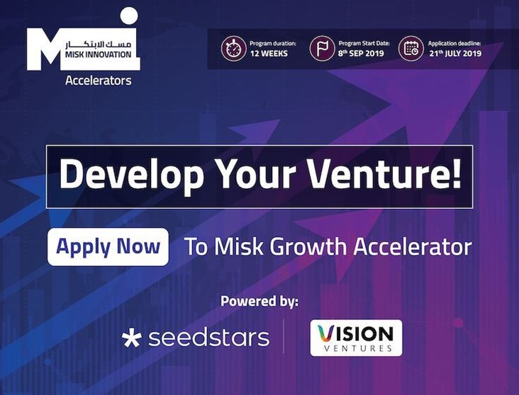 Misk to launch MENA Growth Accelerator