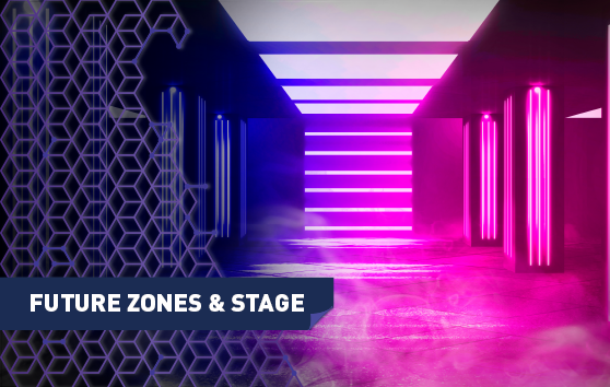 Future Zones and Stage