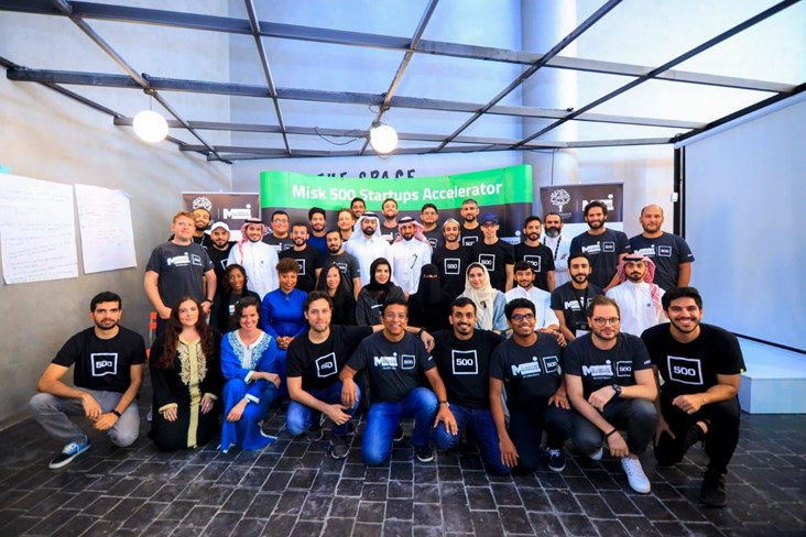 Misk Innovation & 500 Startups Reveal Startups Joining Misk 500 Accelerator Program