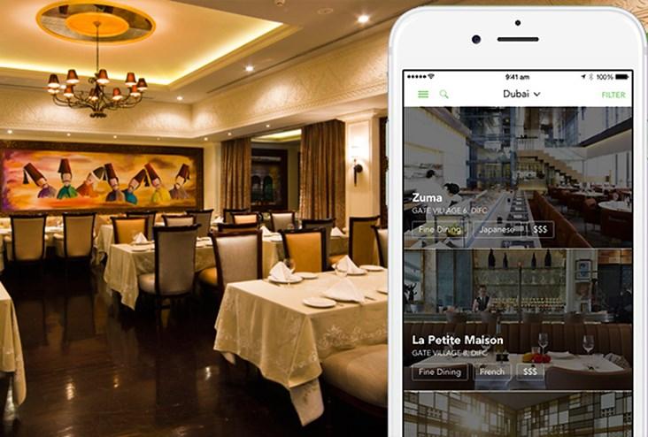 Arabnet | eat Online Restaurant Booking App Takes On the UAE Market