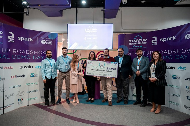 Startup Roadshow Crowns 3 ME-based Syrian-led Startups