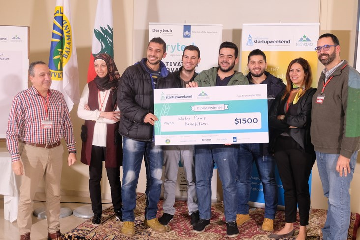 Solar-Powered Water Pump Wins Startup Weekend North Lebanon