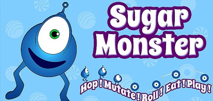 Sugar Monster Is the Sweetest Game App You Will Download Today