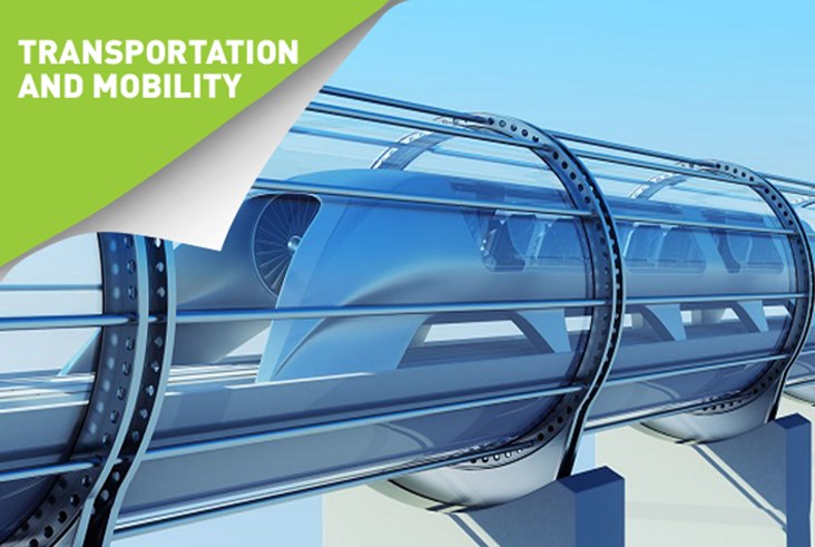 The Hyperloop: Our Fifth Mode of Transportation